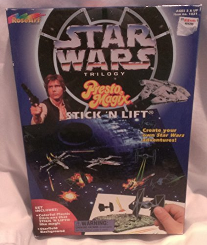Star Wars Trilogy Presto Magix Stick n Lift