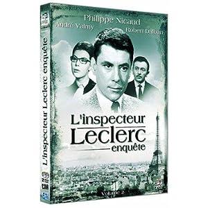 Inspecteur Leclerc enquête vol.2