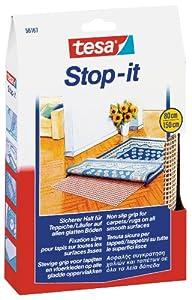 tesa 56167 1.5m x 80cm Non-Slip Grip for Mats & Carpets