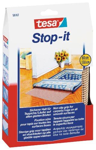 Tesa 1.5m x 80cm Non-Slip Grip for Mats/ Carpets