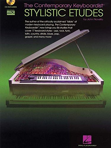 The Contemporary Keyboardist - Stylistic Études +CD