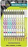 Zebra Sarasa Gel Rollerball Pen Retractable 0.7mm, Assorted Colours Pack of 10