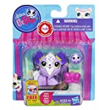Maltese and Maltese Friend Littlest Pet Shop Favorite Pets #3334 / #3335 Figures