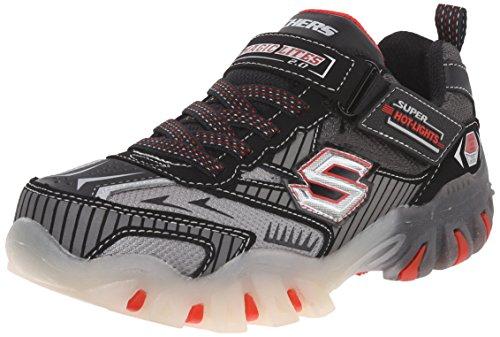 skechers-street-lightz-fast-lane-sneakers-basses-garcon-noir-schwarz-bkrd-32