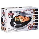 Big Boss Grill Grill Set, 15 Piece, 1 grill set