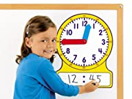 Lakeshore Magnetic Teaching Clock