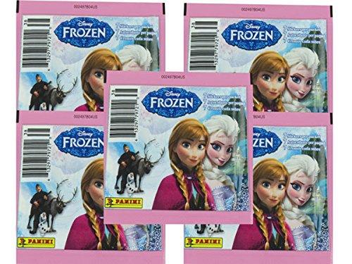 Disney Frozen Sticker Collection 5 Packets - 1