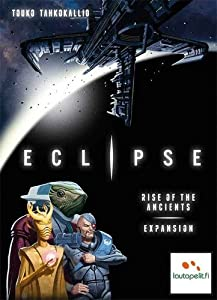 Eclipse Rise of The Ancient Expansion Board Games