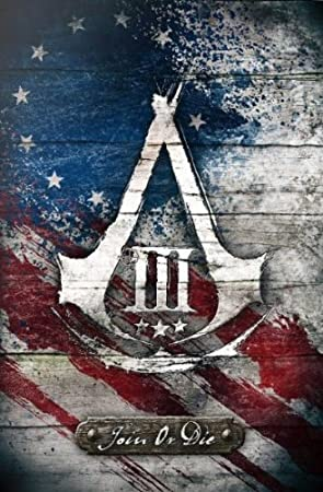 Assassin's Creed 3 - Join or Die Edition (100% uncut)