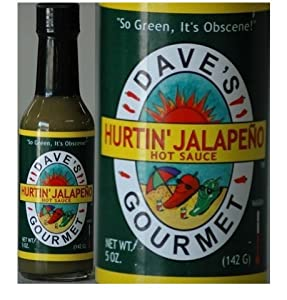Cheechs Home Grown Jalapeno Hot Sauce 5 Fl Oz from Hot Sauce Harry's