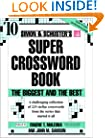 Simon & Schuster Super Crossword Book #10 (Crossword Series)