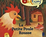 img - for Oralbums: La Petite Poule Rousse (Book + CD) (French Edition) book / textbook / text book