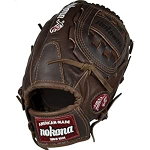 Nokona X2F-1200C Fastpitch Softball Glove 12 inch X2 (Right Hand Throw)
