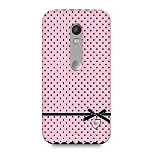 The Palaash Mobile Back Cover for Motorola Moto X Play