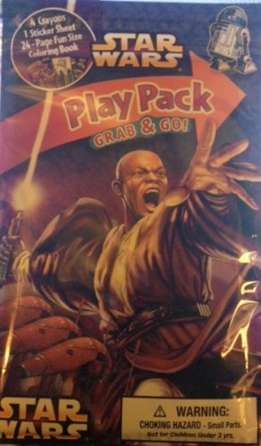 Star Wars The Party's Over Play Pack Grab and Go! Mace Windo