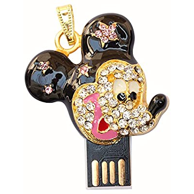 16 GB Pen Drive Mickey Cartoon CharacterShape USB 2.0 Pen Drive CR1026