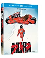 Akira [Blu-ray/DVD Combo] from Funimation
