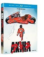 Akira [Blu-ray/DVD Combo] from Funimation