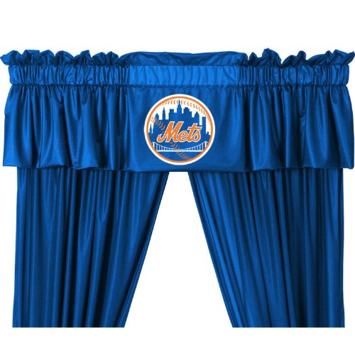 MLB Valance MLB Team: New York Mets at Amazon.com