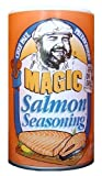 Chef Paul Prudhommes Magic Seasoning Blends ~ Salmon Magic, 7-Ounce Canister