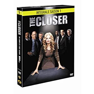 The closer, saison 1 - Coffret 4 DVD