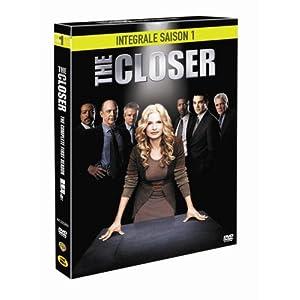 The closer, saison 1 - Coffret 4 DVD