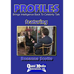 PROFILES featuring Rosanna Scotto
