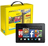 Rosetta Stone French Power Pack and Fire HD 7 Bundle