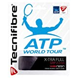 Tecnifibre X-TRA Full - ATP World Tour - Replacement Tennis Grip (Black)