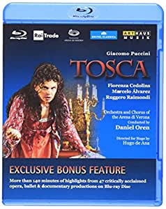 Puccini: Tosca Special Edition [Blu-ray]