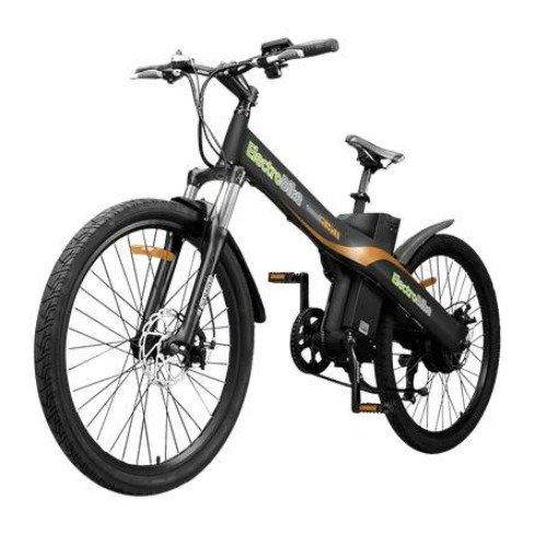 Electrobike Seal 500 Electric Bike - Matte Black