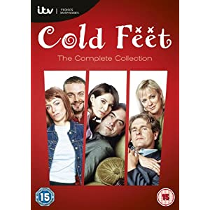 Cold Feet: The Complete Collection [DVD] [Import anglais]