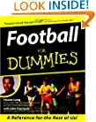 Football For Dummies (For Dummies (Computer/Tech))
