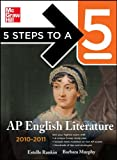 5 Steps to a 5 AP English Literature, 2010-2011 Edition (5 Steps to a 5 on the Advanced Placement Examinations Series)
