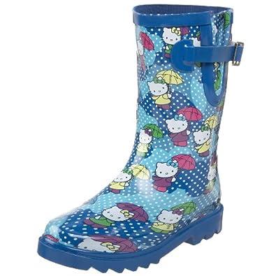 Excellent Chooka Women39s Hello Kitty Retrospective Rain Boot  Free Overnight