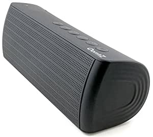 OontZ XL Extra Large Portable Bluetooth Speaker Our Most Powerful Wireless Big Speaker 10 Inches Long 3 Bass Radiators USB Power Bank works with iPhone iPad Tablet Samsung and Smart Phones - Black