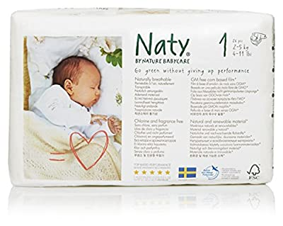 Nature Babycare Chlorine-Free Diapers