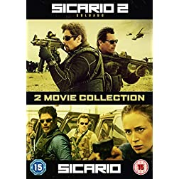 Sicario / Sicario 2: Soldado - 2 Movie Collection