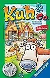 Ravensburger 23160 - Kuh und Co. - Mitbringspiel von Ravensburger