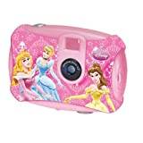 Lexibook 300K Pixel Disney Princess Digital Camera