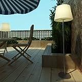 Gaga Lamp Design Lichtobjekt RGB LED Stehleuchte 148cm Outdoor mit Fernbedienung