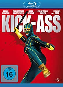 Kick-Ass [Alemania] [Blu-ray]