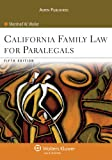 California Family Law for Paralegals 5e