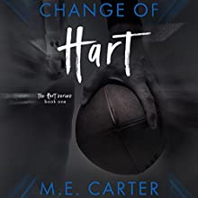 Change of Hart Audiobook by M. E. Carter Narrated by Jacob Morgan, Kirsten Leigh