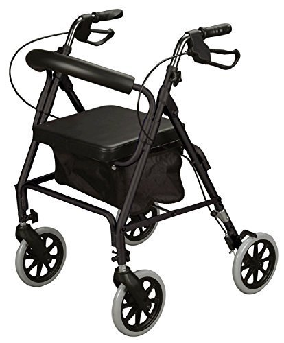 rollator-rolling-walker-with-medical-curved-back-soft-seat-black-by-cardinal