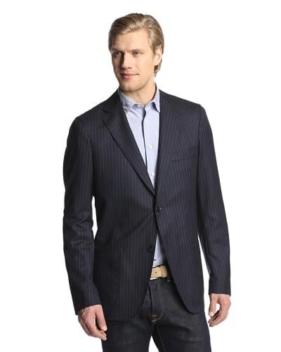 GANT Men's A.S. Pinstripe Two Button Jacket