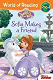 Sofia the First Sofia Makes a Friend: Pre-Level 1 (World of Reading)