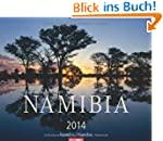 Namibia 2014 Kalender: Travel