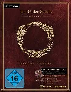 The Elder Scrolls Online Imperial Edition PC DVD Deutsch Version