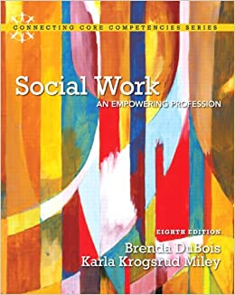 Social work an empowering profession 8th edition